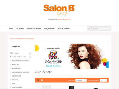b-webshop