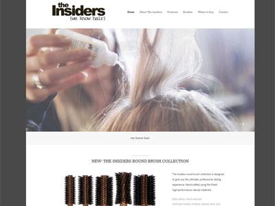 the insiders hair